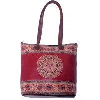 Shantiniketan Leather Bag